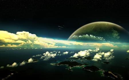 Comet fácil con Atmosphere Framework