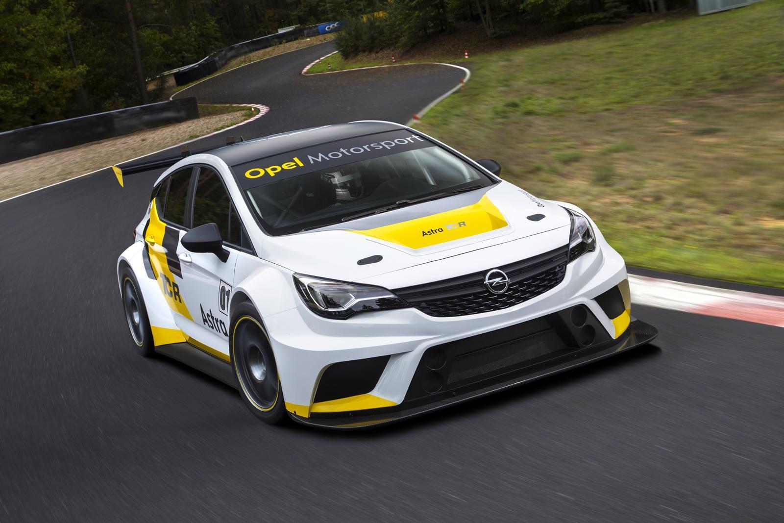 Foto de Opel Astra TCR (1/4)