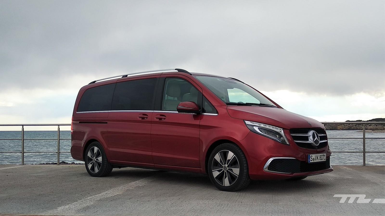 Foto de Mercedes-Benz Clase V (presentación) (6/17)