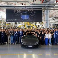 El Lamborghini Huracán es todo un huracán en ventas: han fabricado 8.000 en sólo tres años