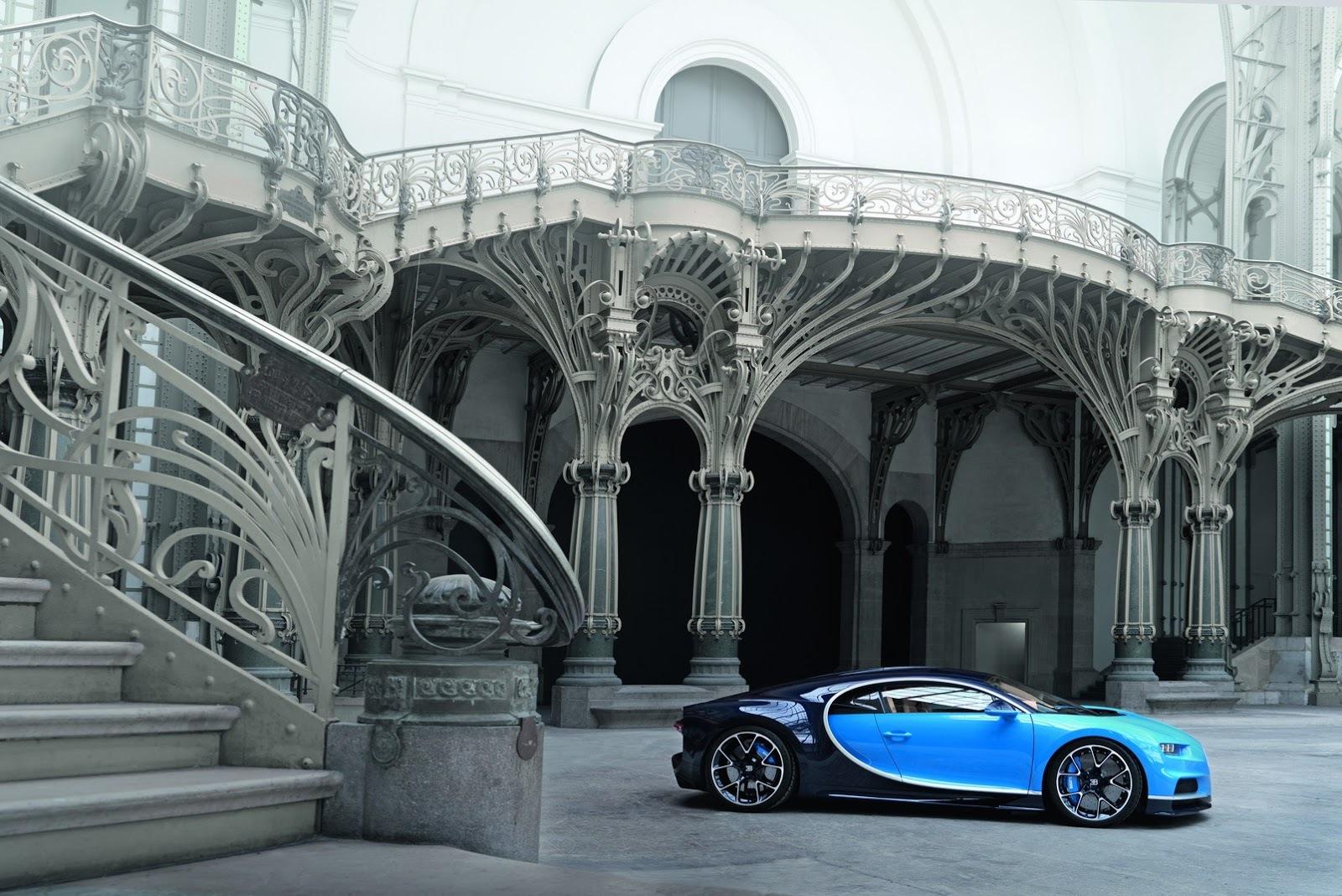 Foto de Bugatti Chiron (50/77)