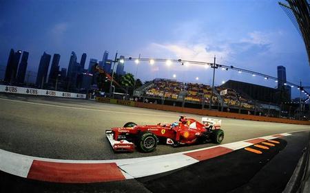 Fernando Alonso tiene que conformarse con la quinta posición