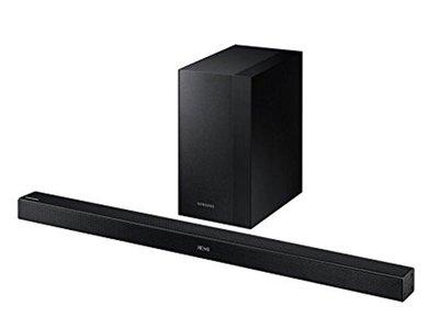 Mejorar el sonido de nuestra TV plana es tan fácil como añadirle una barra de sonido como la Samsung HW-M360/ZF por 199 euros