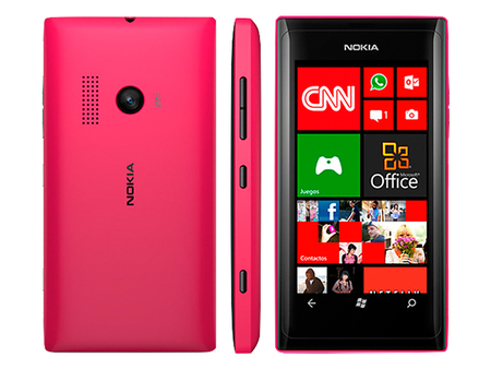 Nokia Lumia 505 en México