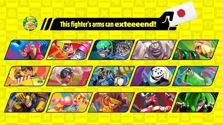 El próximo personaje en forma de DLC de Super Smash Bros. Ultimate procederá de ARMS y llegará en junio