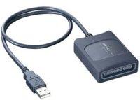 Conversor de mandos de la PS y PS2 al ordenador