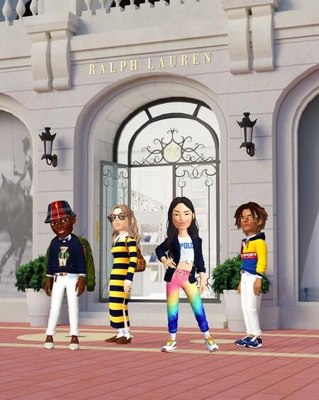 Ralph Lauren sigue con su andadura en el mundo de los videojuegos y lanza una exclusiva colección para el juego Zepeto