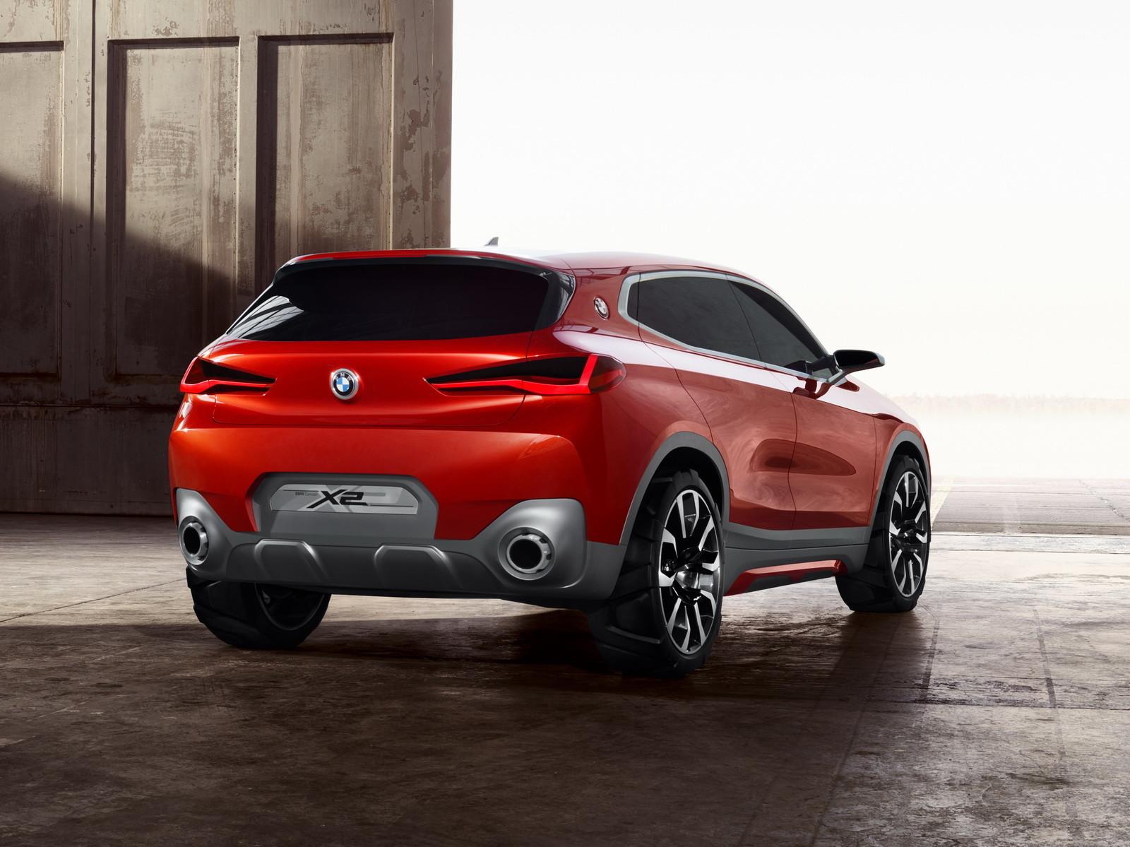 Foto de BMW X2 Concept (3/15)