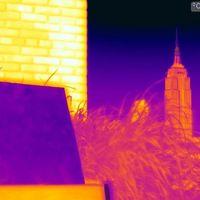 El aire acondicionado del futuro es una pintura blanca capaz de enfriar edificios (y cualquier cosa que se pueda pintar)