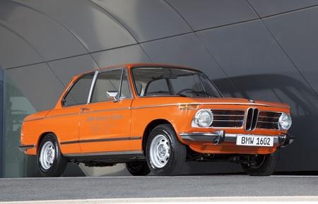 BMW 1602 eléctrico de 1972