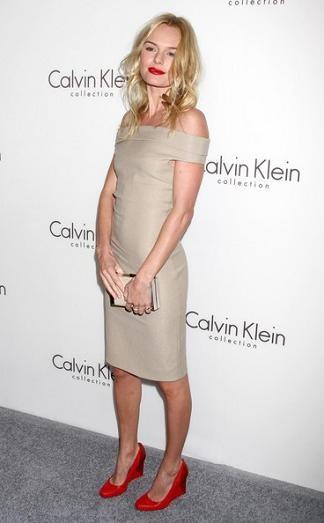 Todas las invitadas a la fiesta Calvin Klein en Nueva York: looks austeros y sencillos