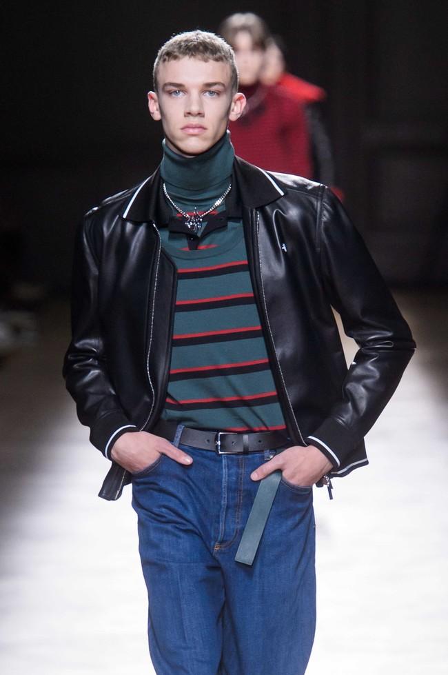 Los dad jeans son la nueva forma en la que el denim se llevará en otoño de acuerdo a las pasarelas