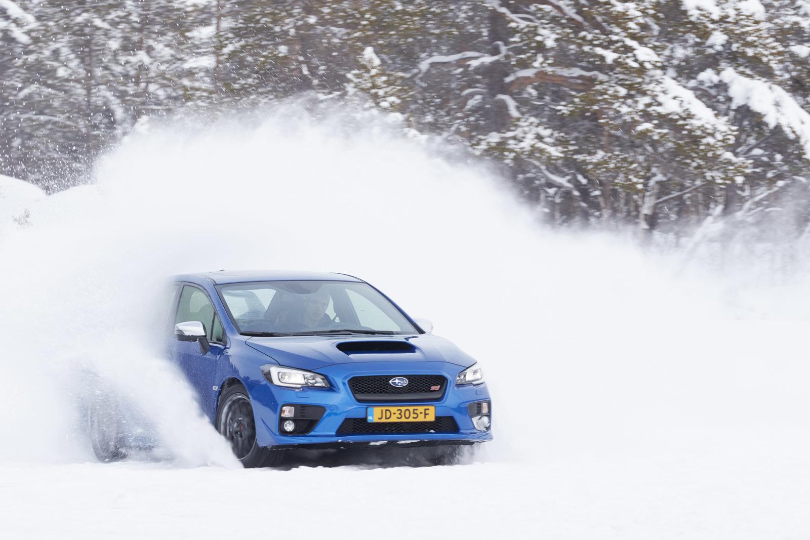 Foto de Subaru Snow Drive 2016 (105/137)