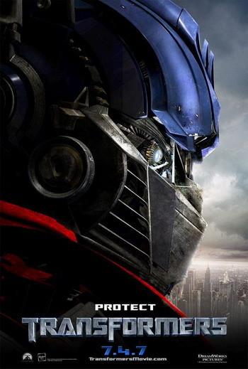 Dos nuevos posters de 'Transformers'