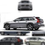 Esto no es una filtración del Volvo V90 Cross Country, pero nos gustaría que el coche fuese así