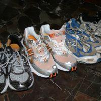 Limpiar adecuadamente las zapatillas de entrenamiento