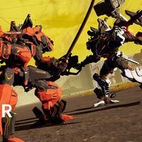 Daemon X Machina ya permite enfrentarse a otros jugadores tras recibir el modo Versus