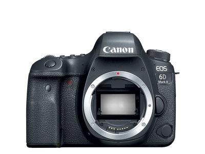 Canon 6D Mark II, la 'full frame' más asequible de Canon introduce la pantalla de ángulo variable pero se olvida del 4K