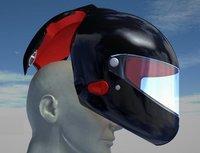 Voztec, el casco diseñado para acceso rápido en caso de accidente