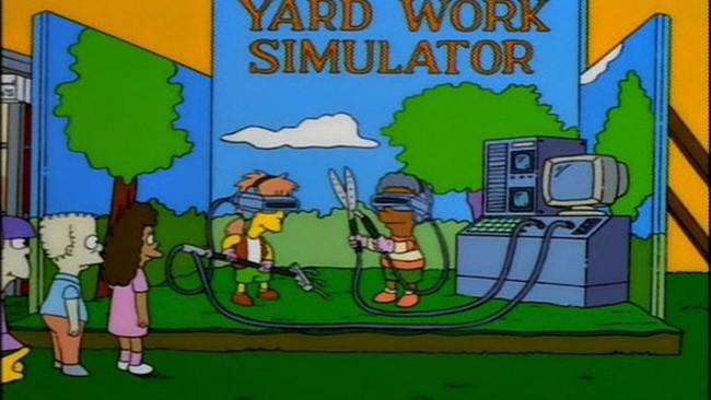 Yard Simulator