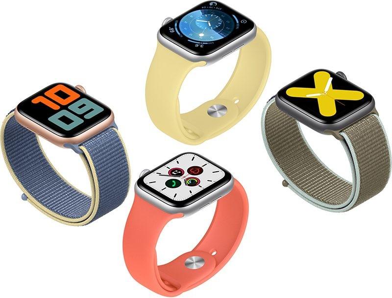 Apple libera la 1.ª beta(programa) de watchOS 6.1 para desarrolladores