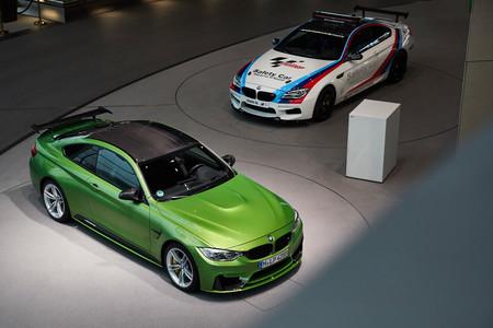Este sí es el BMW M4 Coupe de Marco Wittmann