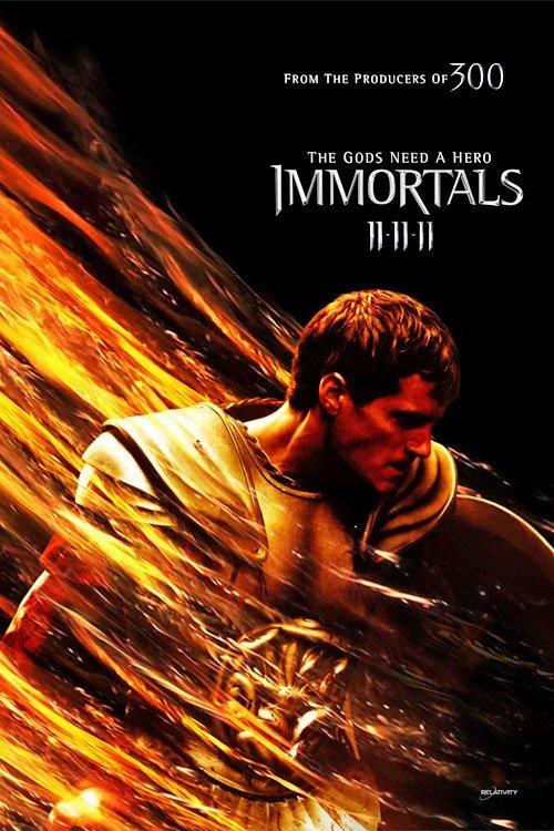 Foto de 'Immortals', primeros carteles (1/5)