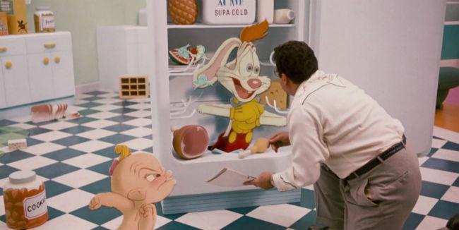 Quien engaño a Roger Rabbit 1