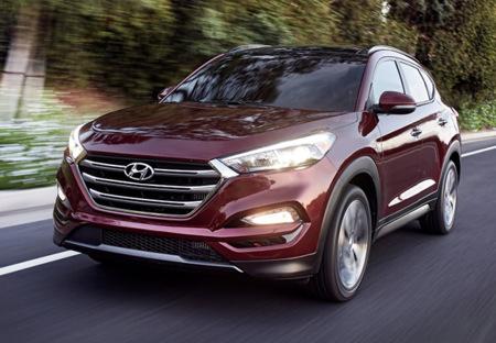 Hyundai Tucson 2016 3