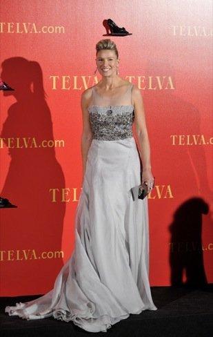 Anne Igartiburu: Premios Telva 2010