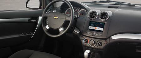 Chevrolet Aveo 2018 Interior