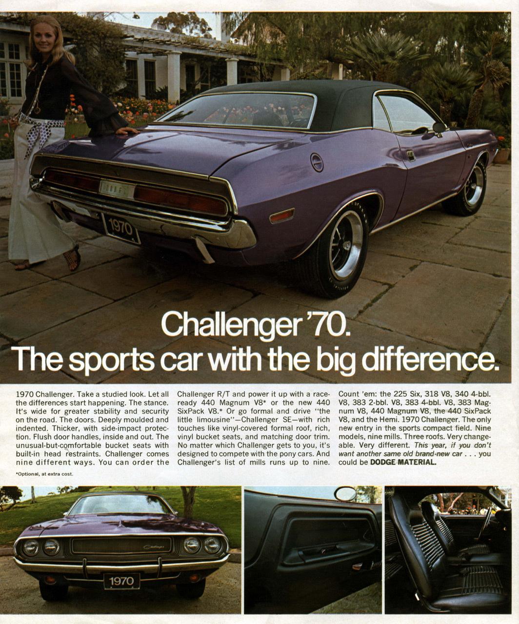 Foto de 40 aniversario del Dodge Challenger (23/64)