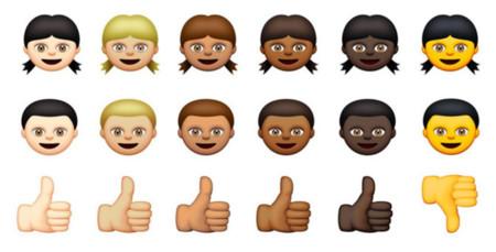Emojis Razas