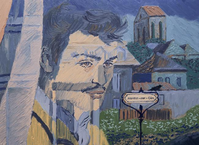 Armand Roulin Van Gogh