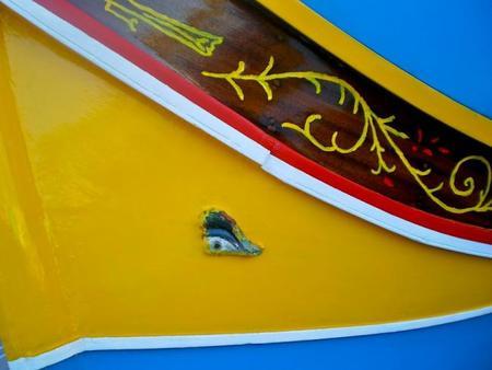 Ojo de Osiris Malta