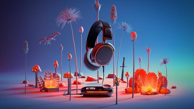 SteelSeries presenta nueva gama de auriculares con orientación HiFi para los más jugones de la casa