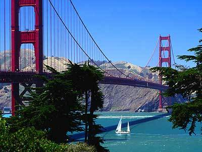 Parque Golden Gate de San Francisco