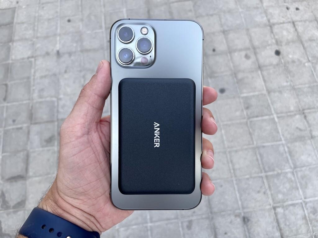 PowerCore Magnetic 5K de Anker: una batería MagSafe para tu iPhone 12 a precio de derribo