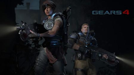 Gears of War 4 se presenta de manera oficial con un impresionante gameplay; será lanzado en 2016