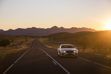 Bentley Continental Gt Speed Vmax In The Outback 6