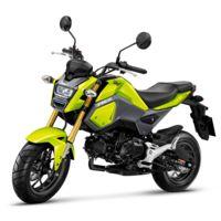 La nueva Honda MSX125 en detalle y a toda resolución
