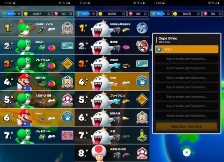 Mario Kart Multijugador 4