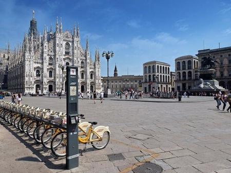 Milán contará con un servicio de alquiler de bicicletas eléctricas para la Expo 2015
