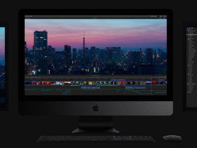 Apple presenta el iMac Pro, una auténtica bestia para los más exigentes WWDC17