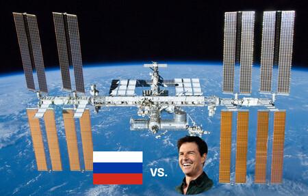 La carrera espacial de 2021 es ver quién lleva antes a un actor al espacio: Rusia quiere adelantarse a Tom Cruise