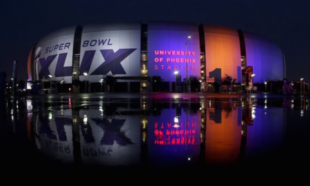 Esta es la tecnología al interior de la sede del Super Bowl XLIX