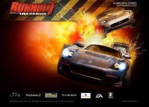 Burnout Revenge ya tiene web oficial