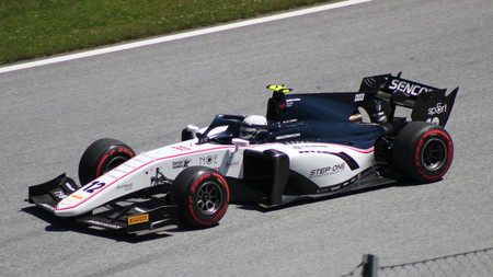 El ecuatoriano Juan Manuel Correa probará un Alfa Romeo esta semana y aspira a ser titular en la Fórmula 1