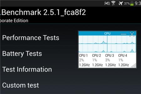AnandTech denuncia que Samsung optimizó S4 para destacar en los benchmarks