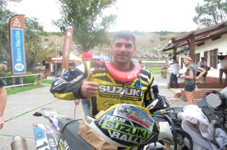 Cristian Espana Etapa4 Dakar2016